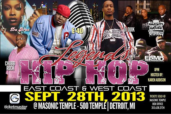 Legends of Hip Hop