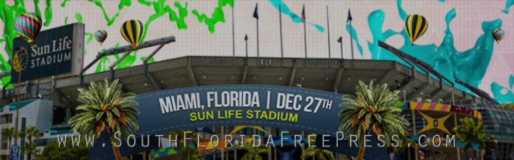 Life In Color Comes To Sun Life Stadium Dec 27