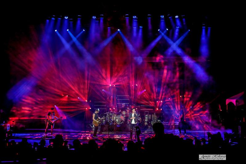 Lifehouse Busch Gardens VA 8-19-17
