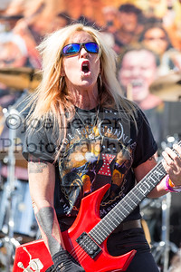 Lita Ford - Ride For Ronnie Event 5-22-16