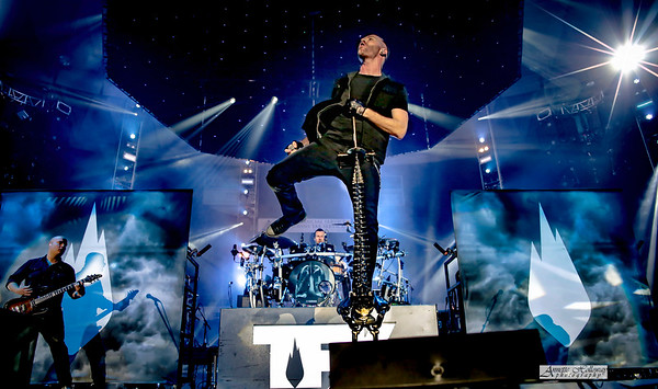 Thousand Foot Krutch Winter Jam Tour in Norfolk, VA