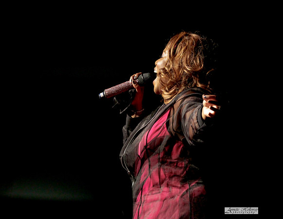 Mandisa - Rise Out of the Dark Tour Richmond, VA 11-16-17 by Annette Holloway Photog