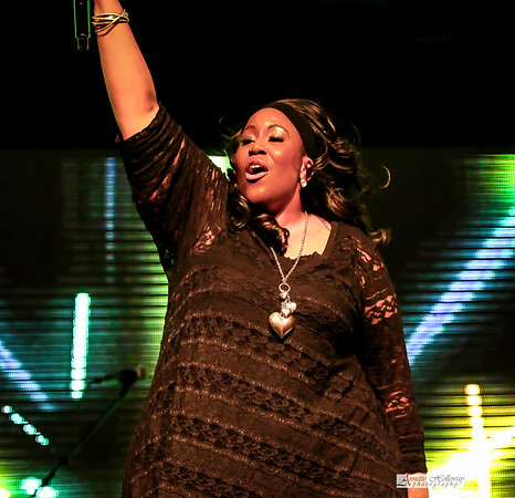 Mandisa - Beating Hearts Tour stop at Rock Church in VA Beach 10-23-15 by Annette Holloway