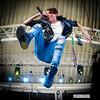 Shawn Cavallo - Manic Drive SonRise Festival VA Beach 4-29-17 by Annette Holloway Photo