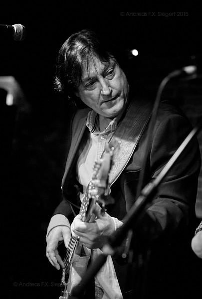 Martin Barre at Bayerischer Hof November 2015