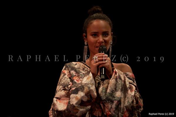 Mayra Andrade. March 2019