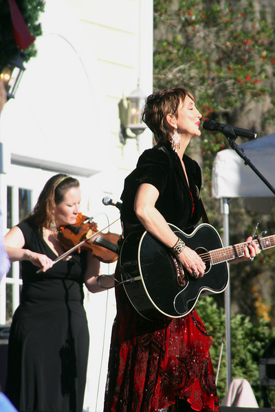 Mel&PamTillis2009ChristmasConcert@SilverSprings