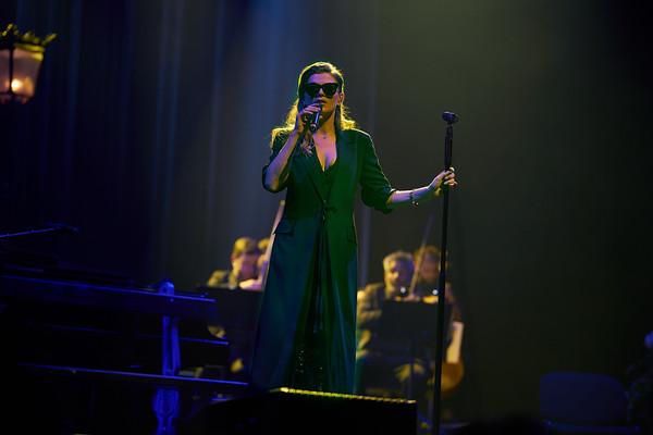 Melody Gardot ; jazz ; vocal ; Olympia