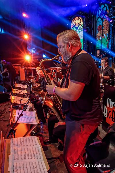 Mo Jones' Big Band - Live at St. Rosa