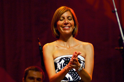 Magos Herrera Montreal Jazz Fest. 2 juillet 2011  Magos Herrera Montreal Jazz Fest. July 2nd, 2011
