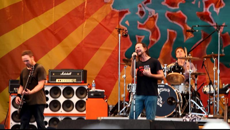 "Pearl Jam - ""Tremor Christ"""
