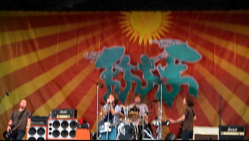 "Pearl Jam - ""Corduroy"""