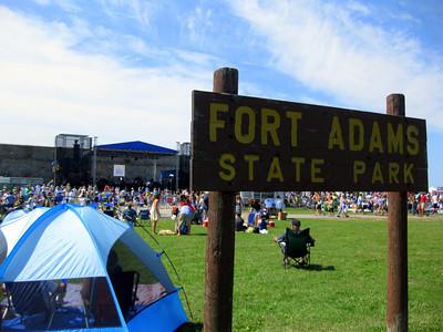 Newport Folk Festival 8/1/2010