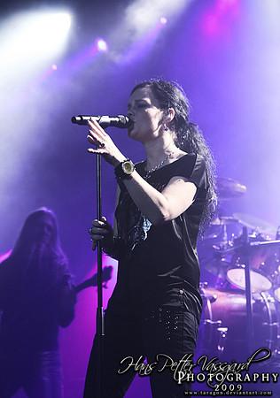 Nightwish at Sentrum Scene, Oslo 2007