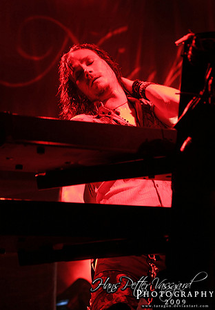 Nightwish at Sentrum Scene, Oslo 2007