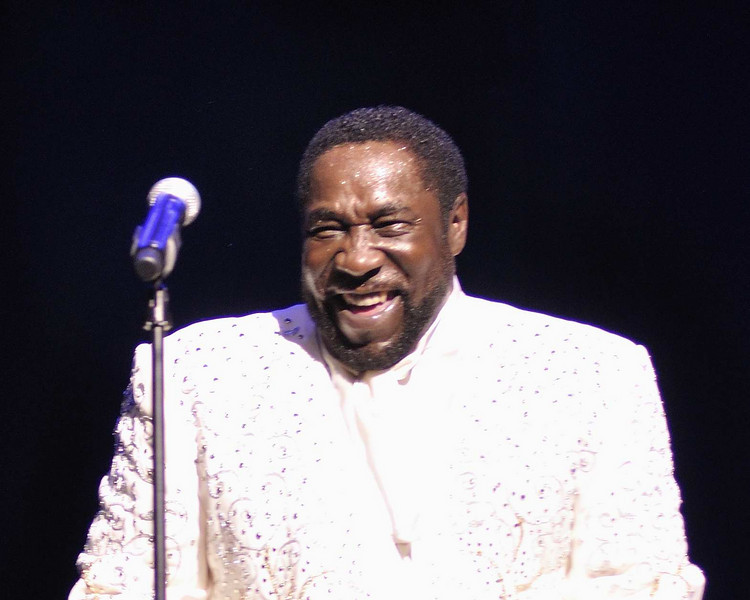 Not real proud of this picture, but it is the man, Eddie Levert