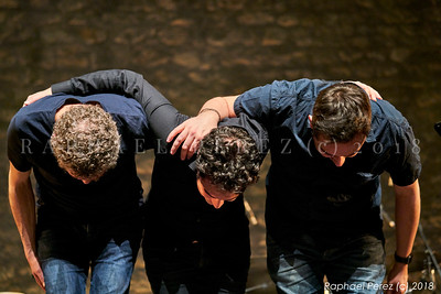 Omri Mor trio. Jazz n'Klezmer Festival 2018