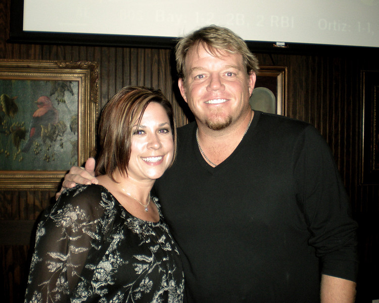 Jen and Pat