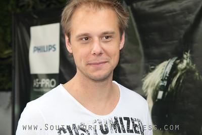 Armin Van Buuren Philips Ultra WMC 2014