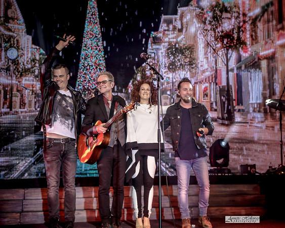 KLove Christmas Tour Chesapeake VA 12-15-17 by Annette Holloway Photog