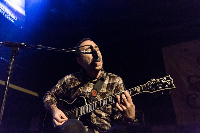 Off With Their Heads (Acoustic) @ Pouzza Fest - Foufounes Electriques Photos: Thomas Courtois for Thorium Magazine http://www.Studio-Horatio.fr