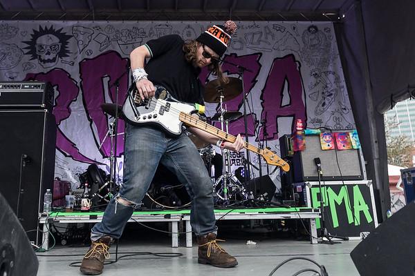 Sammy Kay @ Pouzza Fest Photos: Thomas Courtois for Thorium Magazine http://www.Studio-Horatio.fr