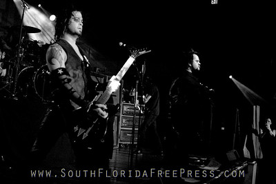 Josey Scott (Vocals, Acoustic guitar), Wayne Swinny (Lead Guitar), Dave Novotny (Bass Guitar), Paul Crosby (Drums), Jonathan Montoya (Rhythm Guitar)