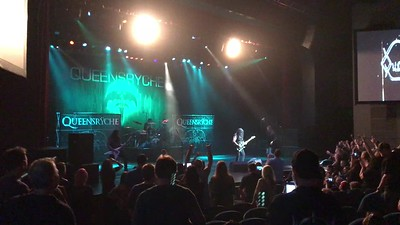 Queensryche at Sycuan Casino