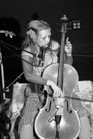 Rasputina, live in concert at Freebird Live in Jacksonville, FL, by John Shippee Photography.