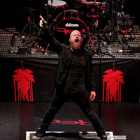 RED | Breaking Benjamin Tour Richmond VA | 5-4-17