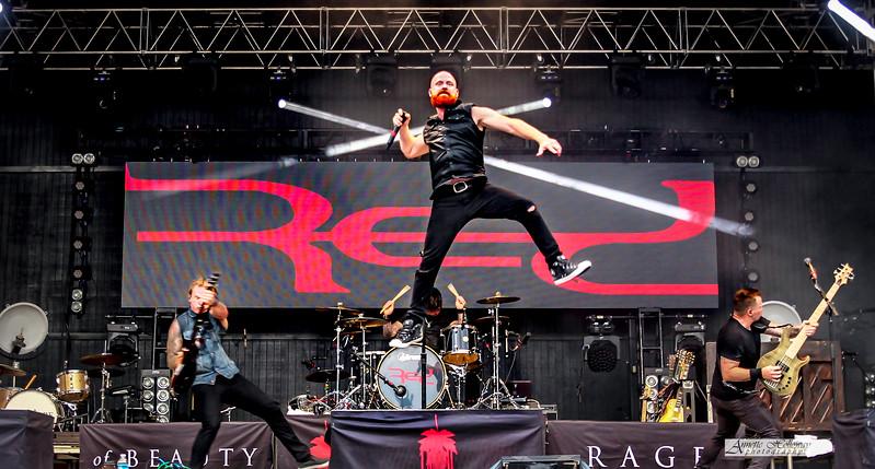 RED | KingsFest VA 2016 | 6-24-16