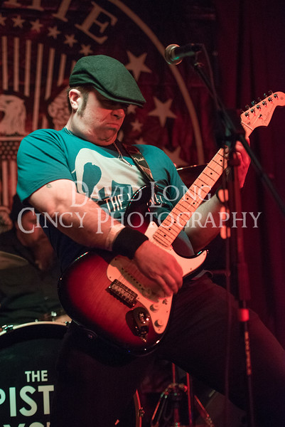 Richie Ramone Southgate House Revival Photos