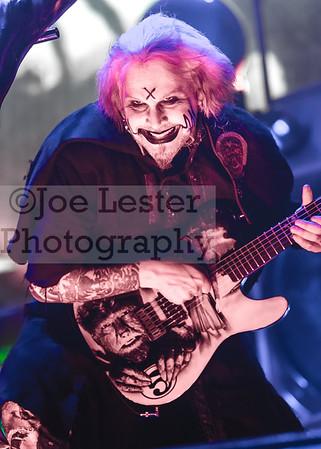 Rob Zombie - Irvine Meadows Ampitheater 7-24-16