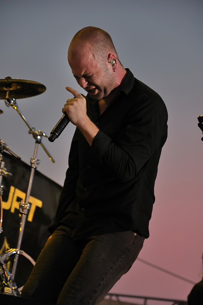 Hurt at Concrete Street Amphitheater in Corpus Christi, TX on May 7, 2009