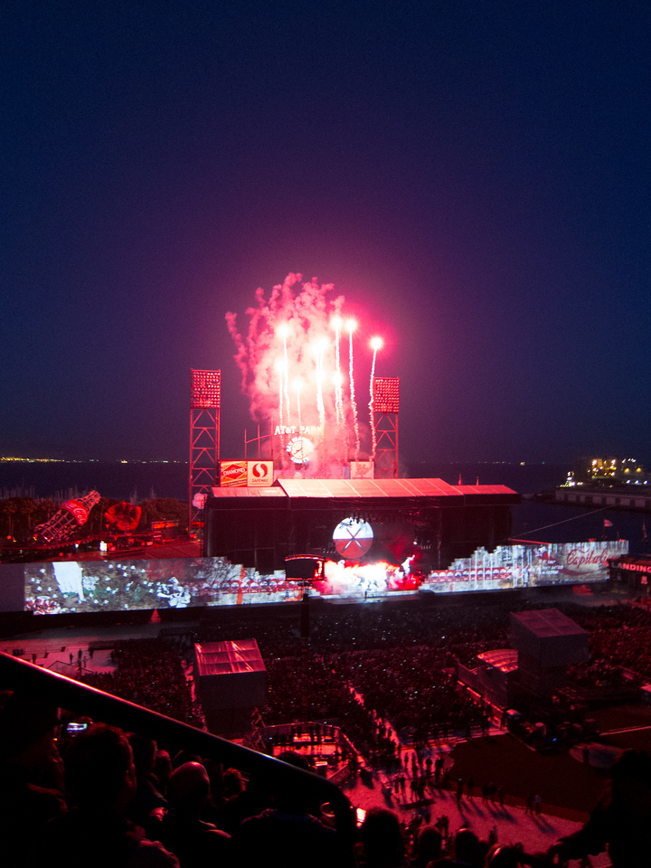 Roger Waters, San Francisco - 2012
