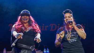 Salt-N-Pepa 2-25-2016 at the Wellmont