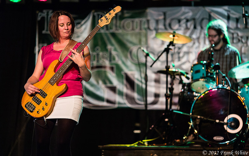 Searson at the Maryland Irish Festival, Baltimore, MD, 2012.