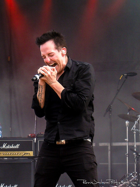 Richard Patrick of Filter performing on Shiprocked 2012 Cruise.<br /> <br /> 11/30/2012<br /> © 2012 Ronnie Jackson Photography