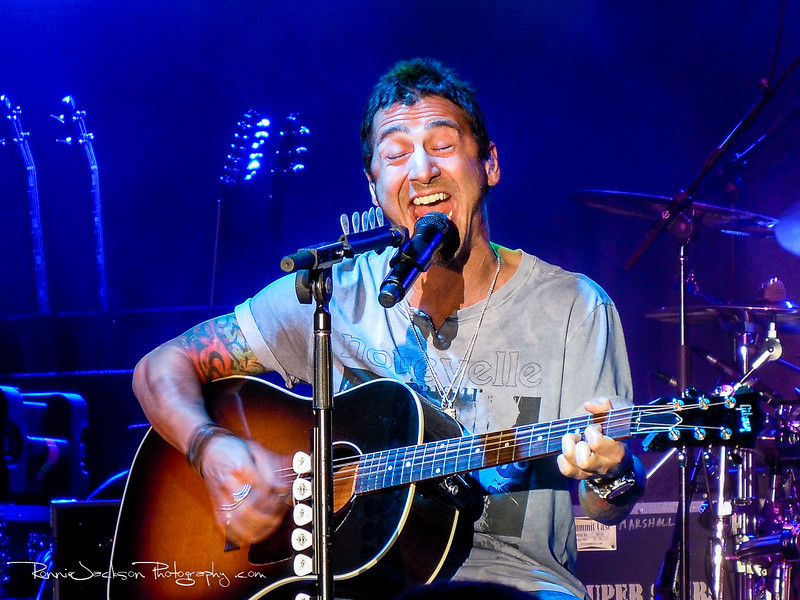 Suly Erna of Godsmack performing on Shiprocked 2012 Cruise.<br /> <br /> 11/27/2012<br /> © 2012 Ronnie Jackson Photography