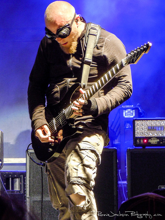 Ben Moody of The Halo Method performing on Shiprocked 2012 Cruise.<br /> <br /> 11/28/2012<br /> © 2012 Ronnie Jackson Photography