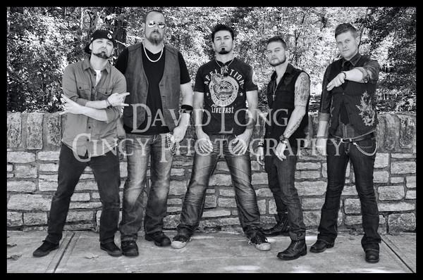 Cincinnati Band Promo Photos by David Long - CincyPhotography