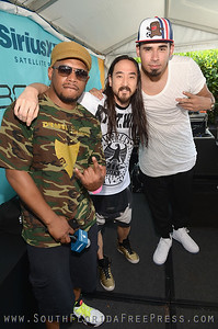 "SiriusXM""s ""UMF Radio"" Broadcast Live From The SiriusXM Music Lounge At The W Hotel In Miami - Day 2"