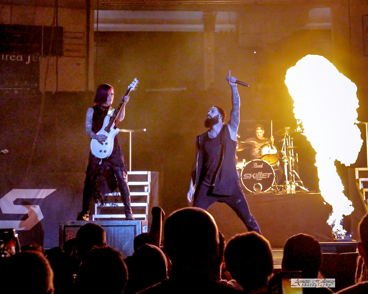 Skillet at LU Winterfest VA 12-31-17 © Annette Holloway Photo