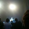 Skillet: JohnCooper doing his acoustic set..