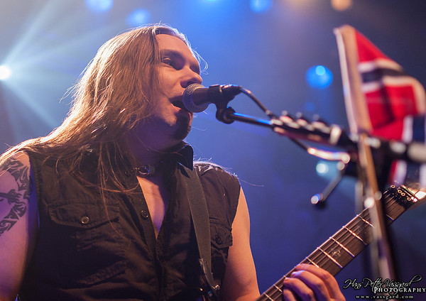Elias Viljanen! Sonata Arctica at Rockefeller, Norway, 23.01.2013