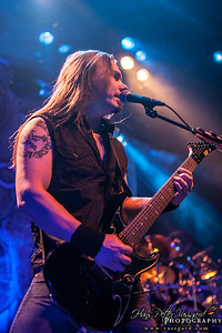Elias Viljanen!Sonata Arctica at Rockefeller, Norway, 23.01.2013