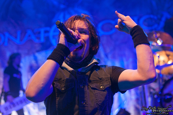 Tony Kakko! Sonata Arctica at Rockefeller, Norway, 23.01.2013
