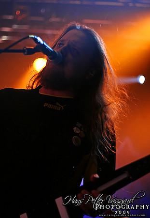 Sonata Arctica in Oslo 2007