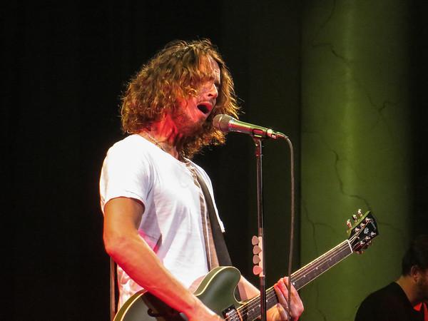 Soundgarden at DAR Constitution Hall