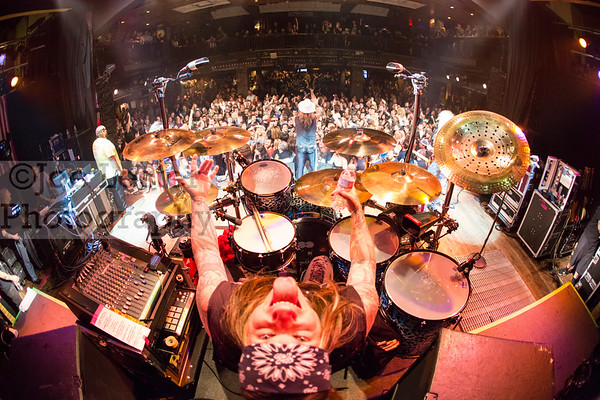 Steel Panther - HOB Hollywood 6-11-15